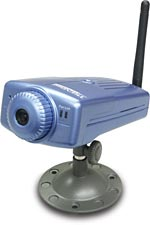 Servidor de Cámara de Internet Inalámbrico TV- IP100W