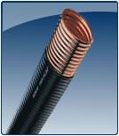 Línea de transmisión para microondas