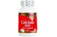 Comprar Suplemento Dietario Calcium 600 plus mitamin D