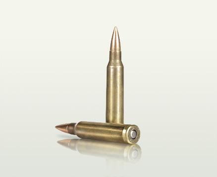 Munición Cal 5.56 45mm