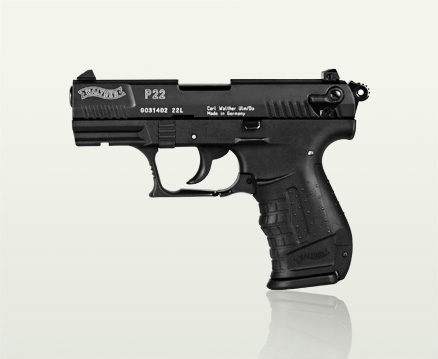 Pistola Walther P22