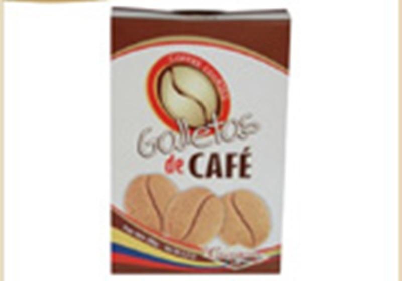 Comprar Galletas de café