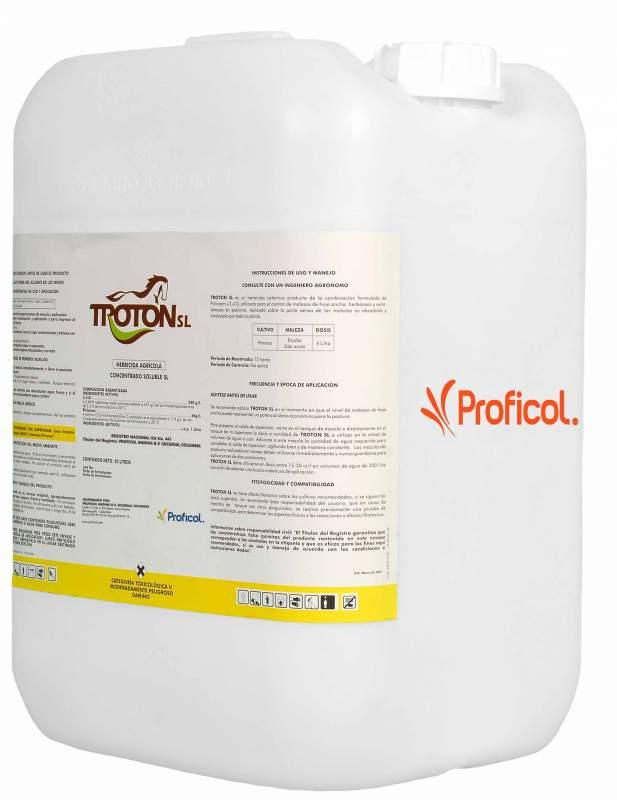 Herbicida TROTON SL