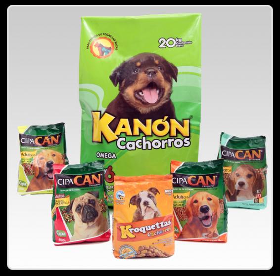 Comprar Empaques Para Alimento de Animales