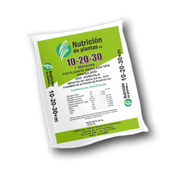 Comprar Fertilizante Mezclado NPK Granulado