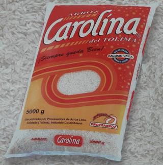 Comprar Arroz Carolina
