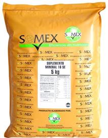 Suplemento Mineral Vitamínico 16%