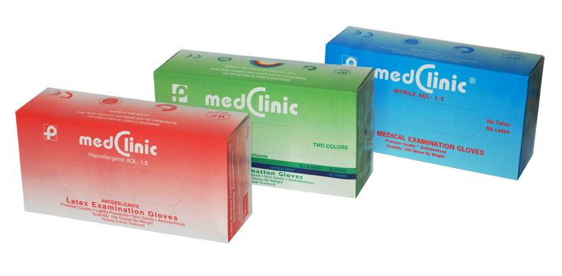Comprar Guantes Med Clinic