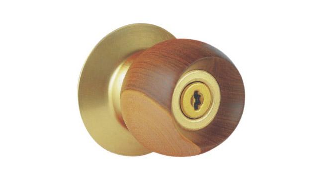 Comprar Cerraduras Cilíndricas de Pomo/Bell Wood