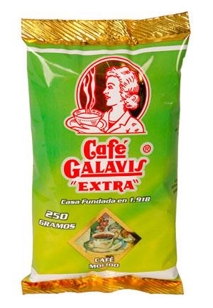 Comprar Café Galavis 250 gramos