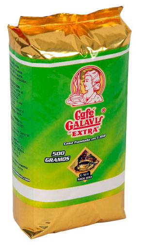 Comprar Café Galavis 500 gramos