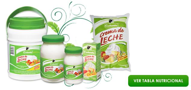 Comprar Crema de Leche Entera Pasteurizada