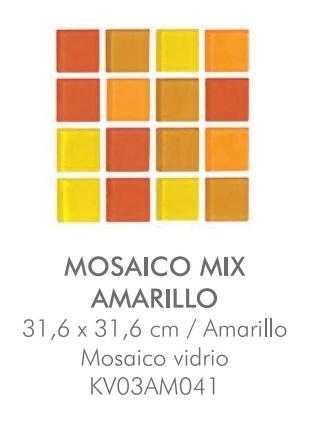 Comprar Mosaico Mix Amarillo