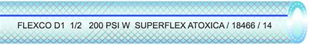Comprar Tubo interior traslúcido y resistente al aire, agua y bebidas de consumo humano. Superflex NT