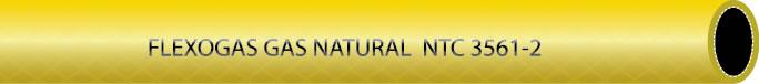 Comprar Tubo interior resistente al gas natural. Flexogas GN