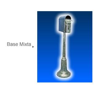 Comprar Buzon Base Mixta