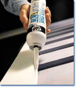 Sellante acrílico con silicona para uso general - Antihongos  Alex Plus