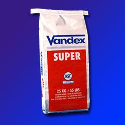 Mortero impermeabilizante polimérico flexible  Vandex Super