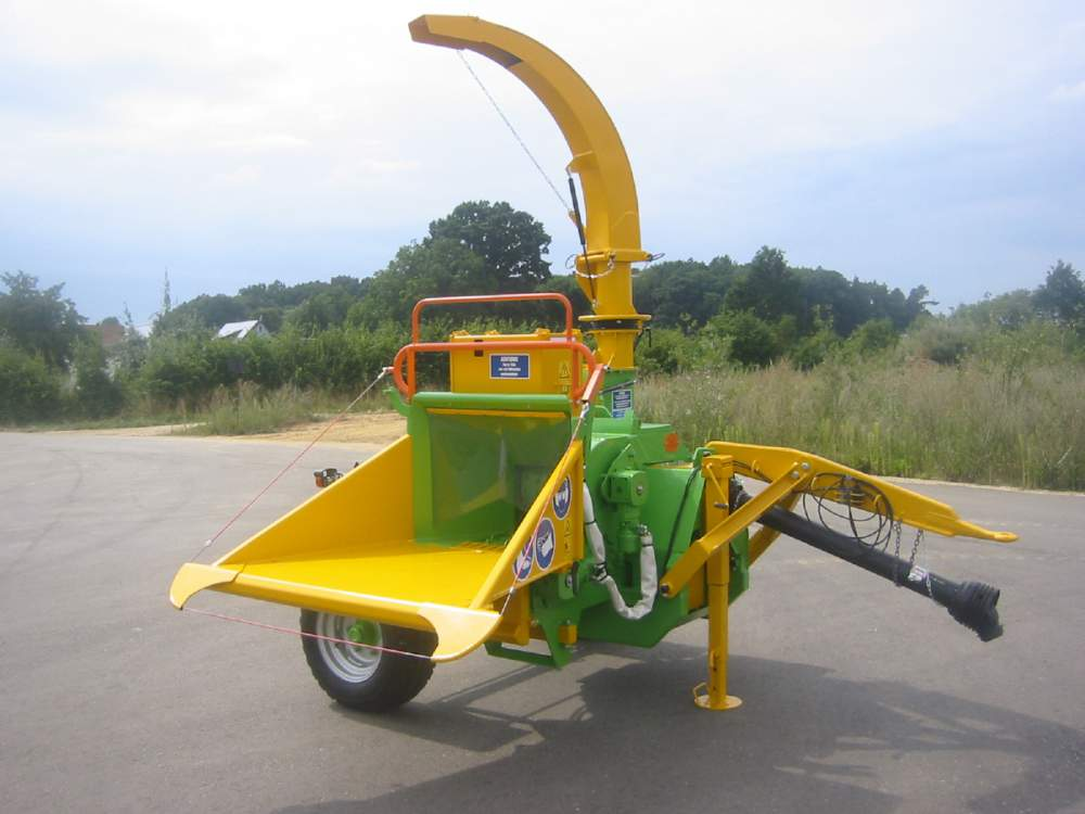 Comprar Astilladora Forestal HM 4-300 y HM 6-300: