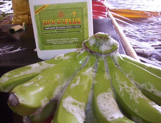 Comprar Floculante y Limpiador de látex en frutas Banaplus