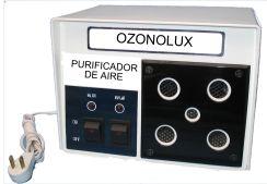 Purificador de Aire/Ambiente Ozonolux XXI