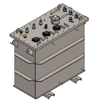 Comprar Transfoemadores Sumergibles 3 OCS 75KVA 13200V AL214V 03