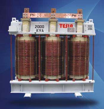 Comprar Transformadores Tipo Seco Abierto Clase H Serie 15/1.1 Kv