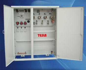 Comprar Transformador Trifásico Tipo Pedestal Radial Serie 15/1.2 KV