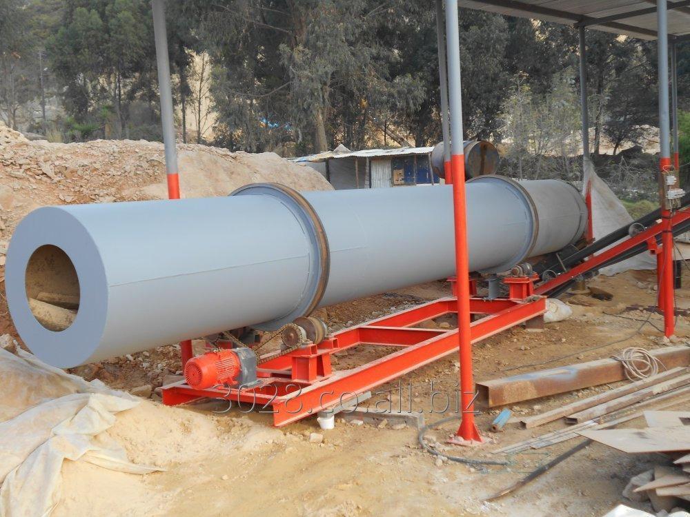 Comprar Hornos Secadores Rotatorios (Para el Secado de Minerales)