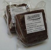 Brownies individuales