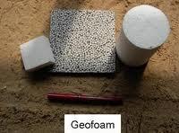Comprar Geofoam (geexpandeerd polystyreen)