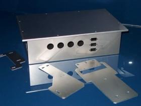 Comprar Partes en lámina metálica para máquinas de la industria de bebidas y alimentos