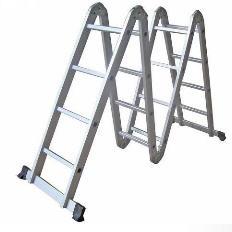 Comprar Escalera Plegable Articulada de Aluminio