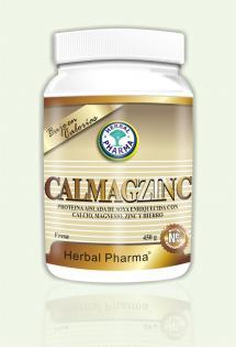Comprar Proteína de Soya con Calcio, Magnesio, Zinc y Hierro Calmagzinc