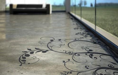Concreto Decorativo Colombia Pisos de Concreto Decorativos