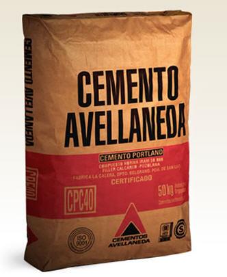 Comprar Cemento en sacos