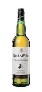 Comprar Whisky Black & White 0.75 Lts