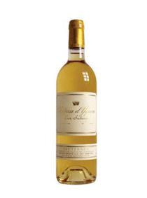 Comprar Vino Chateau D'Yquem 2004 0.350 Lts.