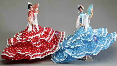 Comprar Muñeca Bailaora flamenco