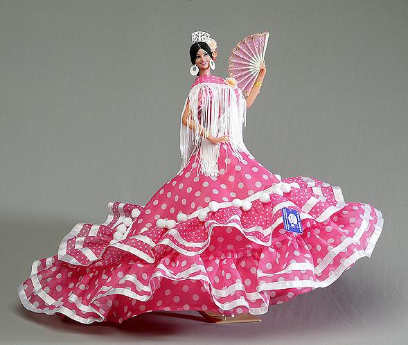 Comprar Muñeca Bailaora flamenca