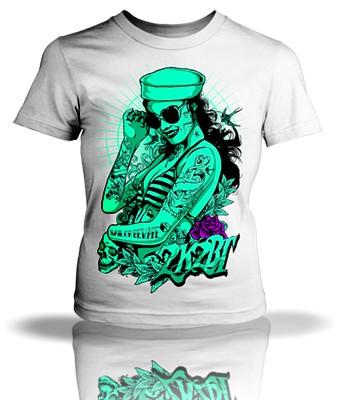 Comprar Camiseta sailor beware men