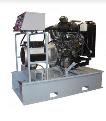 Comprar Generadores Diesel Potencia KVA/KW 15/12 Ref. GD15Y2
