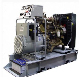 Comprar Generadores Diesel Potencia KVA/KW 40/32 Ref. GD40C