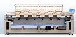 Comprar Máquina de bordar computarizada de 6 cabezales
