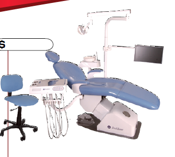 Comprar Unidad Odontológica Italdent I 3000