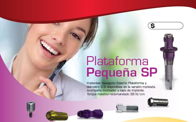 Comprar Plataforma Pequeña SP