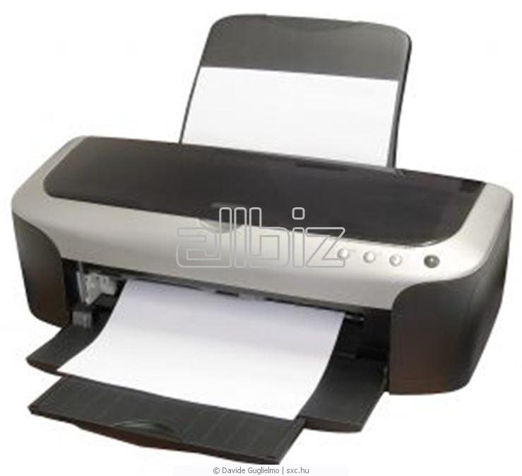 Comprar Impresoras de Inyección de Tinta