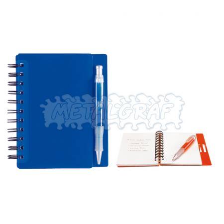 Comprar Cuaderno y Bolígrafo