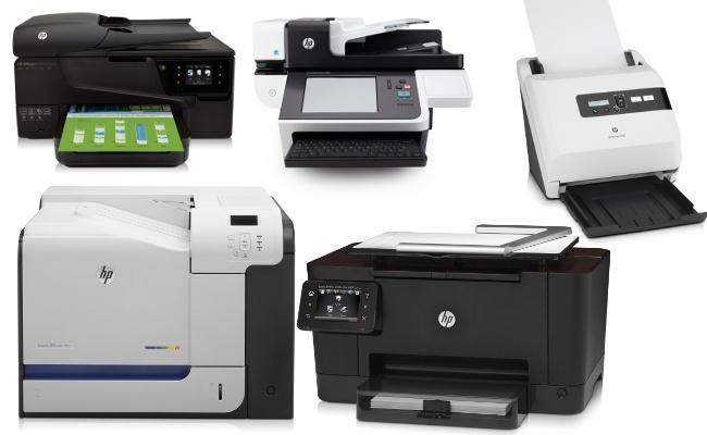 Comprar Nueva Línea De Escáner e Impresoras HP