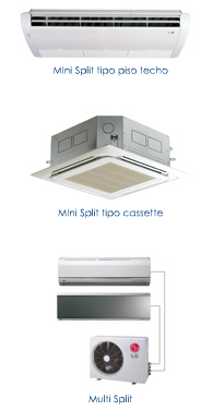 Comprar Mini split Acondicionadores de aire